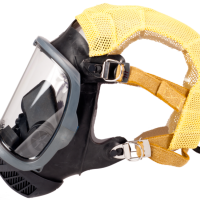 MSAG1SCBA_Facepiece-Left-Side